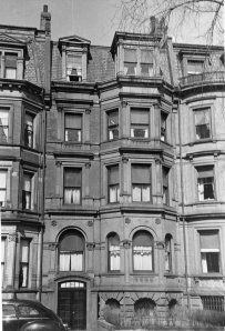 55 Commonwealth (ca. 1942), photograph by Bainbridge Bunting, courtesy of The Gleason Partnership