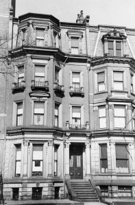 63 Commonwealth (ca. 1942), photograph by Bainbridge Bunting, courtesy of The Gleason Partnership