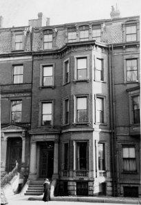 68 Commonwealth (ca. 1942), photograph by Bainbridge Bunting, courtesy of The Gleason Partnership