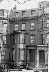 74 Commonwealth (ca. 1942), photograph by Bainbridge Bunting, courtesy of The Gleason Partnership