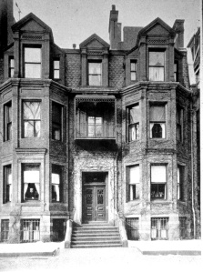 107 Commonwealth (ca. 1920), courtesy of Anthony Sammarco and the Forbes House Museum