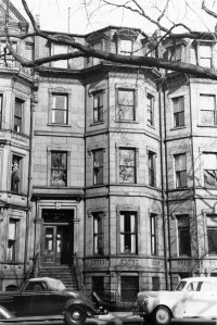 117 Commonwealth (ca. 1942), photograph by Bainbridge Bunting, courtesy of The Gleason Partnership