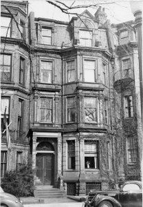131 Commonwealth (ca. 1942), photograph by Bainbridge Bunting, courtesy of The Gleason Partnership