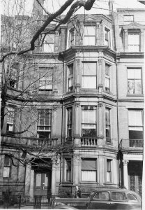 135 Commonwealth (ca. 1942), photograph by Bainbridge Bunting, courtesy of The Gleason Partnership