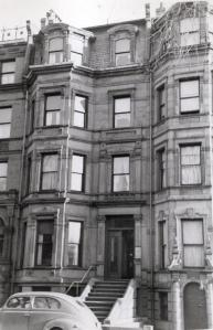 144 Commonwealth (ca. 1942), photograph by Bainbridge Bunting, courtesy of The Gleason Partnership