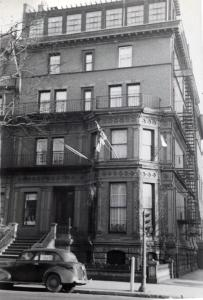 152 Commonwealth (ca. 1942), photograph by Bainbridge Bunting, courtesy of The Gleason Partnership