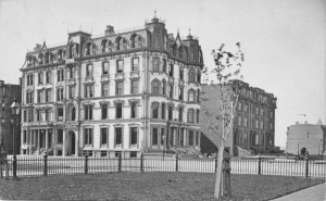 Hotel Vendome (ca. 1875), courtesy of the Bostonian Society