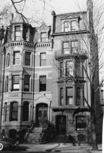 163-165 Commonwealth (ca. 1942), photograph by Bainbridge Bunting, courtesy of The Gleason Partnership