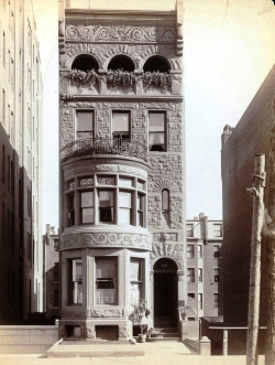 172 Commonwealth (ca. 1888); Soule Photograph Company, courtesy of Historic New England