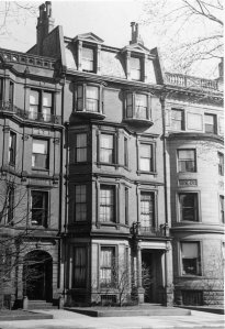 177 Commonwealth (ca. 1942), photograph by Bainbridge Bunting, courtesy of The Gleason Partnership