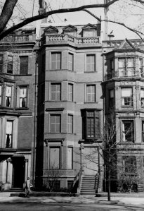 181 Commonwealth (ca. 1942), photograph by Bainbridge Bunting, courtesy of The Gleason Partnership