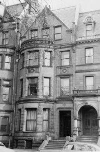 196 Commonwealth (ca. 1942), photograph by Bainbridge Bunting, courtesy of The Gleason Partnership
