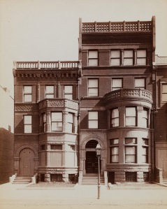 206-208 Commonwealth (ca. 1890); Soule Photograph Company, courtesy of Historic New England