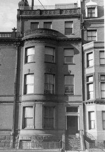 207 Commonwealth (ca. 1942), photograph by Bainbridge Bunting, courtesy of The Gleason Partnership