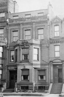 212 Commonwealth (ca. 1942), photograph by Bainbridge Bunting, courtesy of The Gleason Partnership