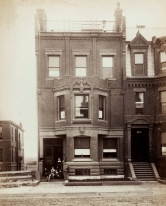 212 Commonwealth (ca. 1882), courtesy of Historic New England