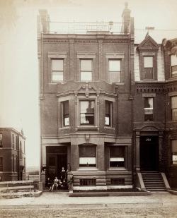 212 Commonwealth (ca. 1882), courtesy of Historic New England