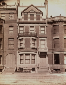 213 Commonwealth (ca. 1890); Soule Photograph Company, courtesy of Historic New England