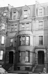222 Commonwealth (ca. 1942), photograph by Bainbridge Bunting, courtesy of The Gleason Partnership
