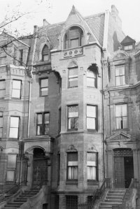 226 Commonwealth (ca. 1942), photograph by Bainbridge Bunting, courtesy of The Gleason Partnership