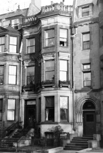232 Commonwealth (ca. 1942), photograph by Bainbridge Bunting, courtesy of The Gleason Partnership