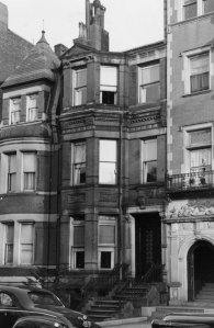 238 Commonwealth (ca. 1942), photograph by Bainbridge Bunting, courtesy of The Gleason Partnership