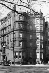 239 Commonwealth (ca. 1942), photograph by Bainbridge Bunting, courtesy of The Gleason Partnership