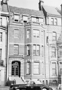 245 Commonwealth (ca. 1942), photograph by Bainbridge Bunting, courtesy of The Gleason Partnership