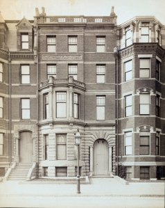 251 Commonwealth (ca. 1885); Soule Photograph Company, courtesy of Historic New England