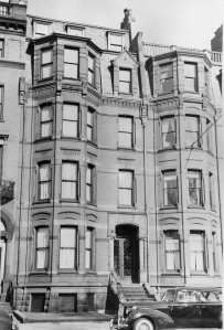 255 Commonwealth (ca. 1942), photograph by Bainbridge Bunting, courtesy of The Gleason Partnership