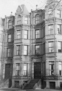 258-260 Commonwealth (ca. 1942), photograph by Bainbridge Bunting, courtesy of The Gleason Partnership