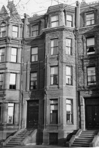 262 Commonwealth (ca. 1942), photograph by Bainbridge Bunting, courtesy of The Gleason Partnership