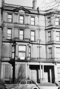 263 Commonwealth (ca. 1942), photograph by Bainbridge Bunting, courtesy of The Gleason Partnership