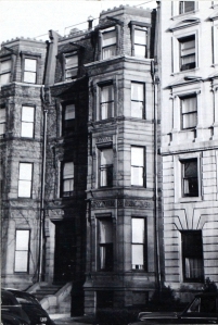 266 Commonwealth (ca. 1942), photograph by Bainbridge Bunting, courtesy of the Boston Athenaeum