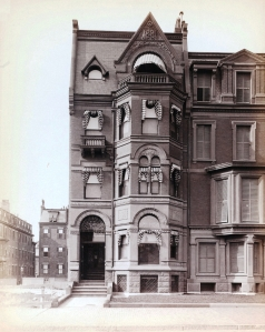 269 Commonwealth (ca. 1885); Soule Photograph Company, courtesy of Historic New England