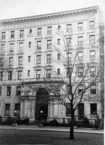 270 Commonwealth (ca. 1942), photograph by Bainbridge Bunting, courtesy of The Gleason Partnership