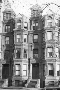 274-276 Commonwealth (ca. 1942), photograph by Bainbridge Bunting, courtesy of The Gleason Partnership