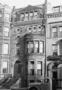 278 Commonwealth (ca. 1942), photograph by Bainbridge Bunting, courtesy of The Gleason Partnership