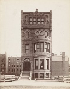 278 Commonwealth (ca. 1884); courtesy of the Print Department, Boston Public Library