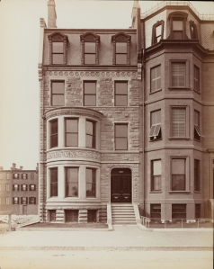 285 Commonwealth (ca. 1882); Soule Photograph Company, courtesy of Historic New England