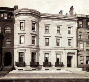 287 Beacon (ca. 1893), courtesy of Historic New England
