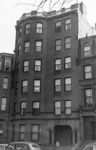 290 Commonwealth (ca. 1942), photograph by Bainbridge Bunting, courtesy of The Gleason Partnership