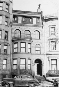 291 Commonwealth (ca. 1942), photograph by Bainbridge Bunting, courtesy of The Gleason Partnership