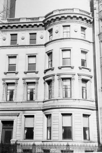 297 Commonwealth (ca. 1942), photograph by Bainbridge Bunting, courtesy of The Gleason Partnership