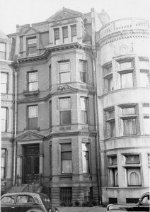 302 Commonwealth (ca. 1942), photograph by Bainbridge Bunting, courtesy of The Gleason Partnership