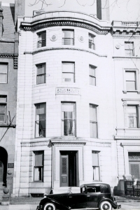 303 Commonwealth (ca. 1942), photograph by Bainbridge Bunting, courtesy of the Boston Athenaeum