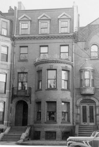 328 Commonwealth (ca. 1942), photograph by Bainbridge Bunting, courtesy of The Gleason Partnership