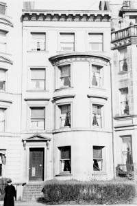 329 Commonwealth (ca. 1942), photograph by Bainbridge Bunting, courtesy of The Gleason Partnership