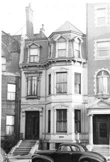 332 Commonwealth (ca. 1942), photograph by Bainbridge Bunting, courtesy of The Gleason Partnership