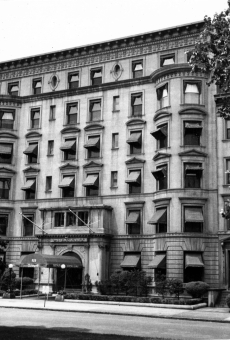 333 Commonwealth (ca. 1942), photograph by Bainbridge Bunting, courtesy of the Boston Athenaeum